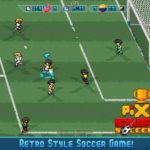 Pixel Cup Soccer 16 gratuit temporairement sur l'App Store