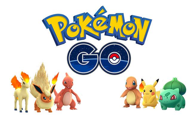 Pokémon GO : guide et infographie par Ecoreuil