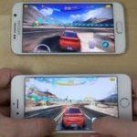 smartphones iphone 6 galaxy S6 jeux 150x150 - Les jeux de casino de plus en plus nombreux sur iOS & Android