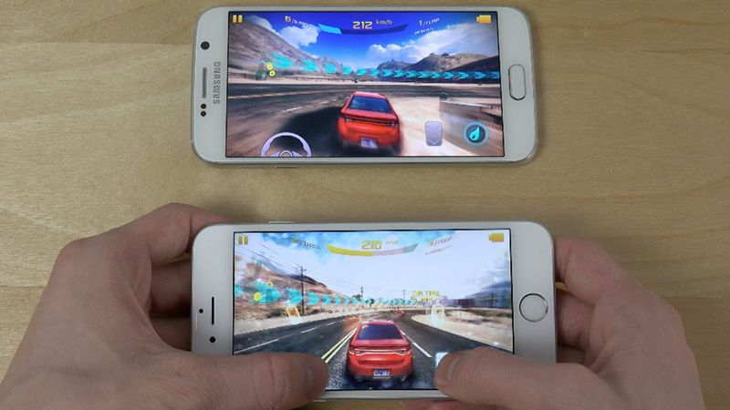 smartphones-iphone-6-galaxy-S6-jeux