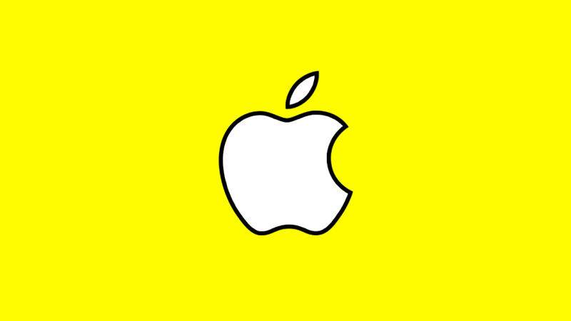 Apple travaille sur une application concurrente de Snapchat
