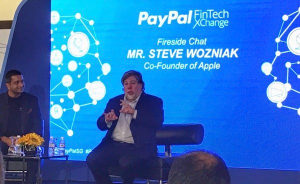 Steve Wozniak admire la façon dont Tim Cook dirige Apple