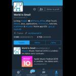 Twitter se dote d'un mode nuit sur iOS