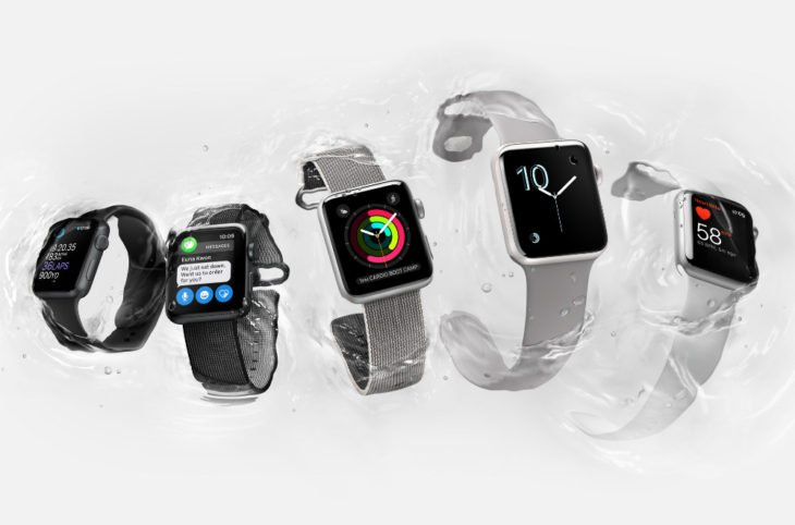 Apple Watch Series 2 : un stock de 4 millions d'unités au lancement ?