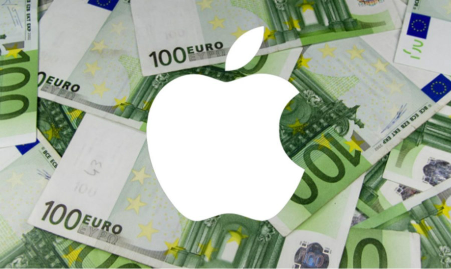 Apple-logo-euros