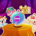 Candy Crush Saga : arrivée du niveau 2000, un billion de parties jouées
