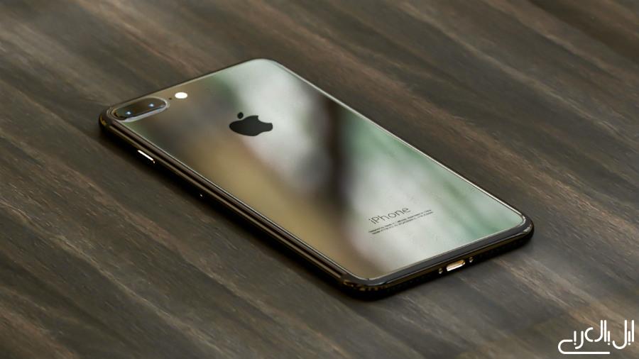 Concept iPhone 7 Plus noir piano 2 - iPhone 7 Plus : un concept des modèles noir piano & noir mat