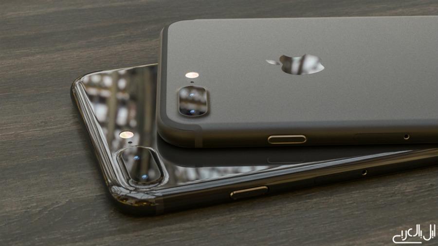 Concept iPhone 7 Plus noir piano 4 - iPhone 7 Plus : un concept des modèles noir piano & noir mat