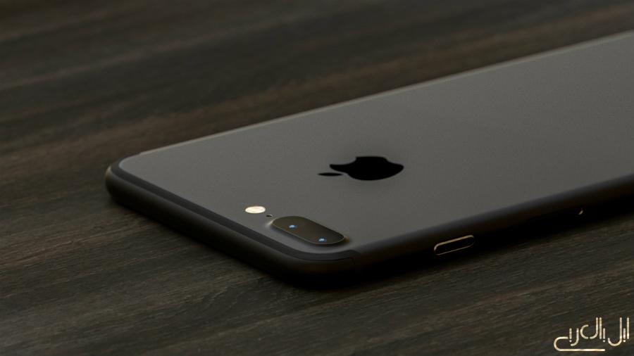 Concept iPhone 7 Plus noir piano - iPhone 7 Plus : un concept des modèles noir piano & noir mat
