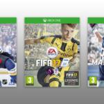FIFA 17 : Uber (Paris, Lyon & Marseille) vous offre le jeu Xbox One