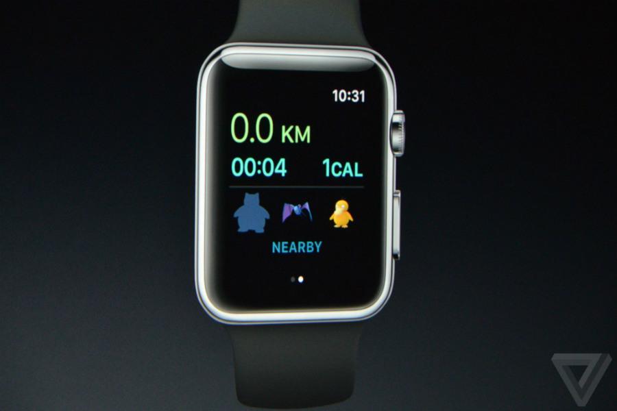 Pokemon GO Apple Watch - Pokémon GO sur Apple Watch, c'est pour bientôt