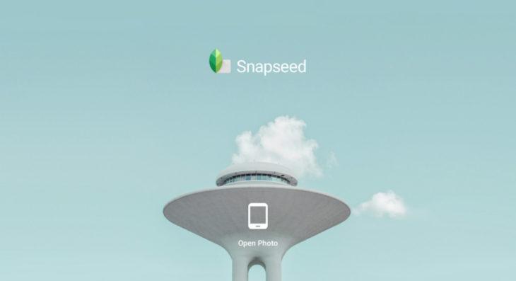 Snapseed mise à jour par Google pour supporter le RAW