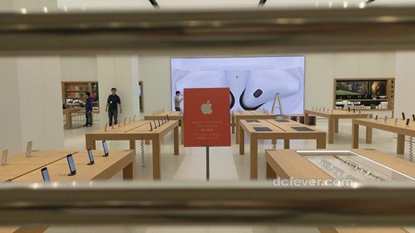 apple ouvre 6e boutique hong kong - Apple vient d'ouvrir sa 6e boutique à Hong Kong