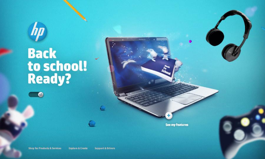 back to school hp - Back To School : 5 produits HP à acheter pour la rentrée (+ Code Promo)
