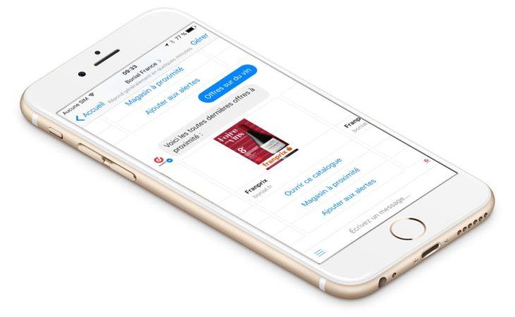 Botnial : le 1er chatbot français de shopping sur mobile