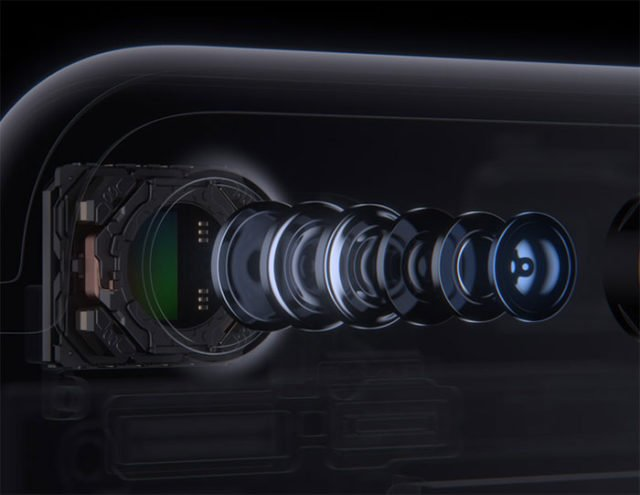 capteur photo iphone 7 - iPhone 8 : Apple opterait pour un capteur photo 3D