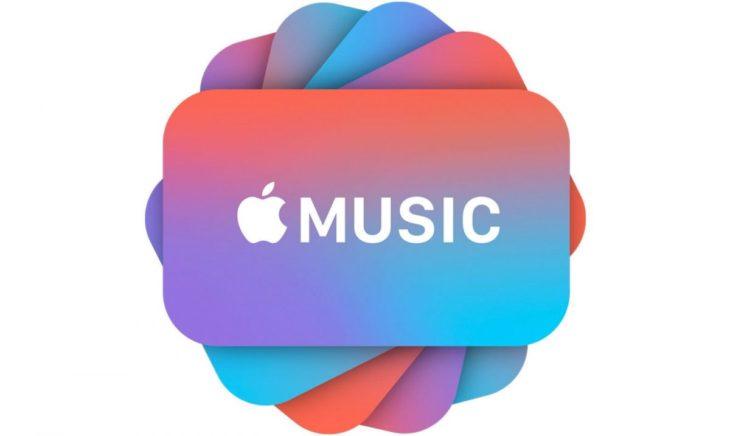 Carte cadeau Apple Music : un an d'abonnement à 99 €