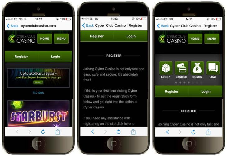 Les e-casinos remplaceront peut-être les casinos réels
