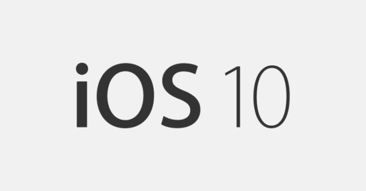 iOS 10.2.1 disponible sur iPhone, iPad & iPod Touch