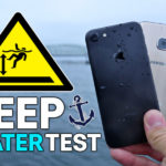 iPhone 7 vs Galaxy S7 : test de résistance à l'eau (IP67 vs IP68)