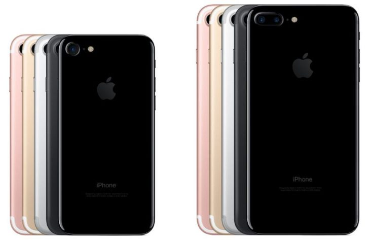 iPhone 6,1″ de 2018 : un dos en aluminium similaire à l'iPhone 7 ?