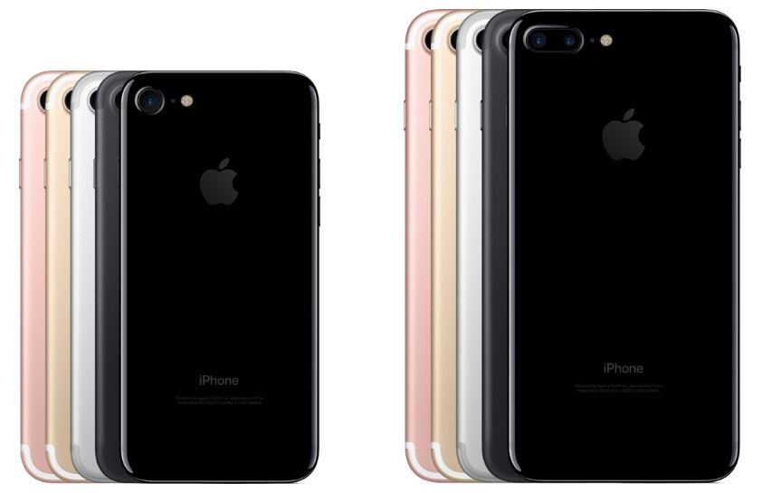 iphone 7 iphone 7 plus apple - iPhone : Apple va réduire la production de 10%