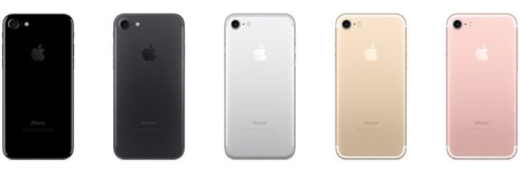 iPhone 7 & 7 Plus : prix chez Orange, Sosh, SFR, RED, Free mobile, Bouygues