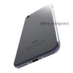 iPhone 7 : un rendu «officiel» apparaît avant la keynote