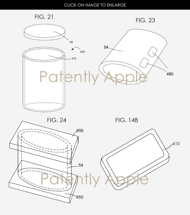 iPhone 7S/8 : un brevet confirme le design tout en verre