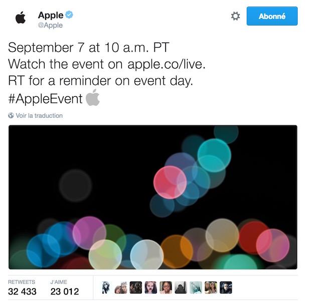 kynote-ipone-7-apple-propose-recevoir-tweet-personnalise