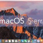 Mac : macOS Sierra 10.12.2 est disponible
