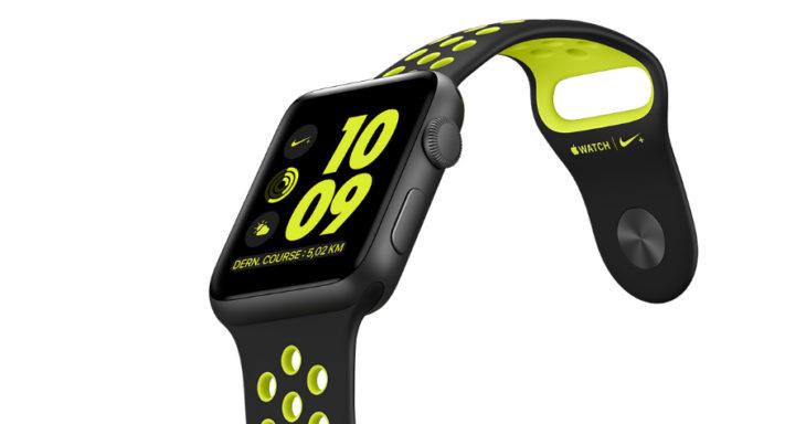 Apple Watch Nike+ : sortie le 28 octobre prochain