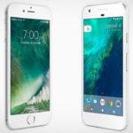 iPhone 7 vs Google Pixel : quel est le plus puissant (Geekbench) ?