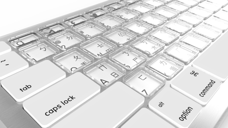 Clavier Sonder keyboarde ink - MacBook de 2018 : Apple prépare bien un clavier avec touches E-Ink