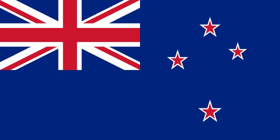 Drapeau Nouvelle Zelande - Apple Pay est désormais disponible en Nouvelle-Zélande