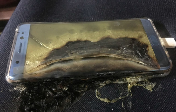 Samsung retire le Galaxy Note 7 du marché et arrête la production