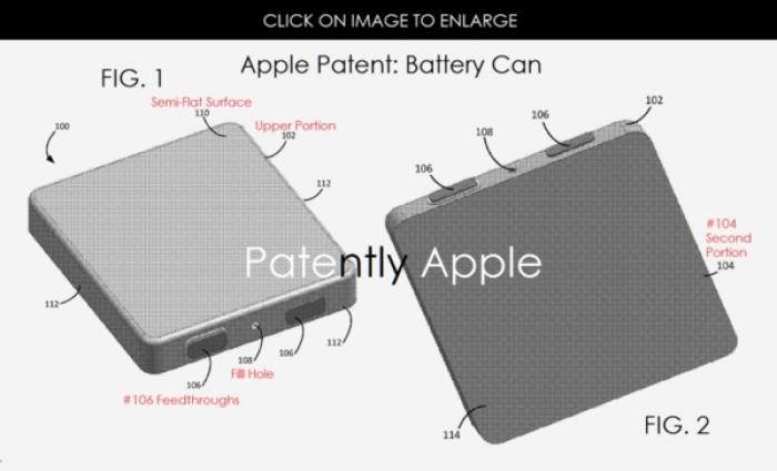 Apple : un brevet pour éviter les explosions de batterie à la Galaxy Note 7