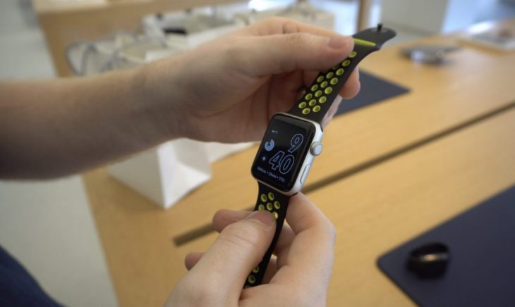 L'Apple Watch Nike+ est maintenant disponible à la vente