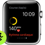 Apple Watch : dotée du meilleur capteur de pulsations cardiaques ?