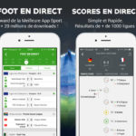 Foot en Direct : l'app ultime de football sur iPhone, iPad, iPod Touch