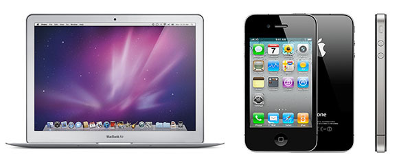 Apple : l'iPhone 4 & le MacBook Air (fin 2010) bientôt obsolètes