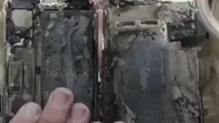 iPhone 7 : un second cas d'explosion en Australie ?