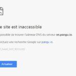 Jailbreak iOS 10 : site de PanGu inaccessible, une bonne nouvelle ?