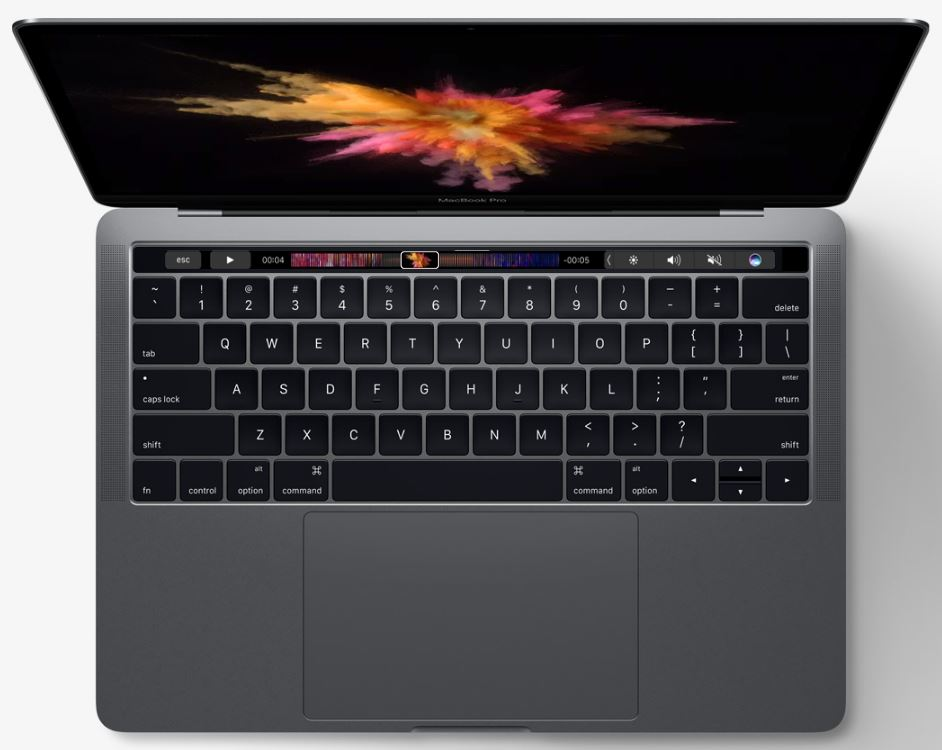 macbook pro 2016 touch bar - MacBook Pro 2016 : Samsung aurait conçu la Touch Bar OLED
