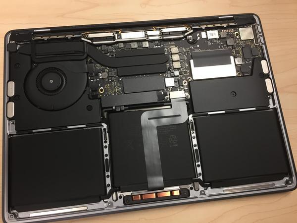 macbook pro retina 13 ssd peut etre remplace - MacBook Pro Retina 13 pouces : le SSD peut être remplacé