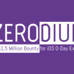 Jailbreak iOS 10 : Zerodium offre 1,5 million de dollars de prime