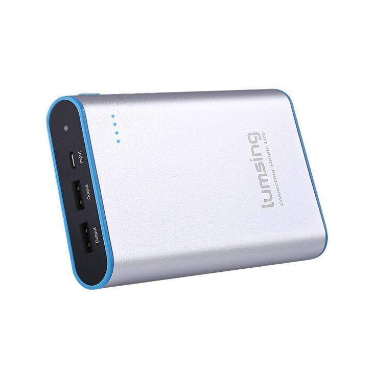 Code Promo Lumsing : -35% sur la batterie externe 13400mAh