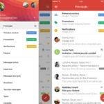 Gmail iOS : interface repensée et nouvelles fonctionnalités