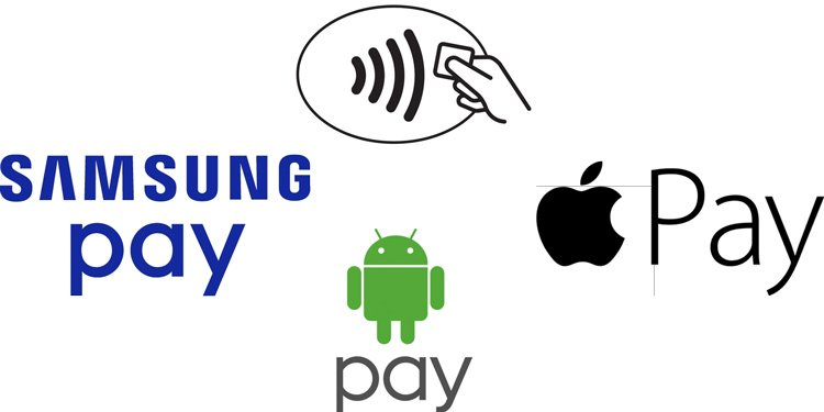 Samsung Pay Android Pay Apple Pay NFC - Apple Pay possède plus d'utilisateurs que Samsung Pay & Android Pay