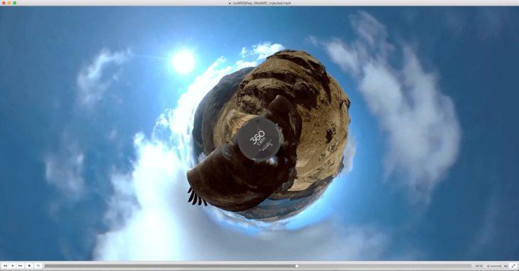 Mac : VLC peut lire les vidéos à 360°, la VR pour 2017
